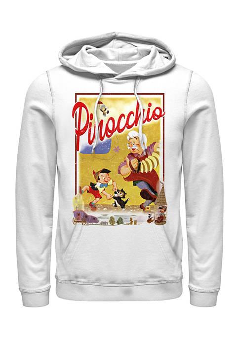 Disney® StoryBook Poster Fleece Graphic Hoodie