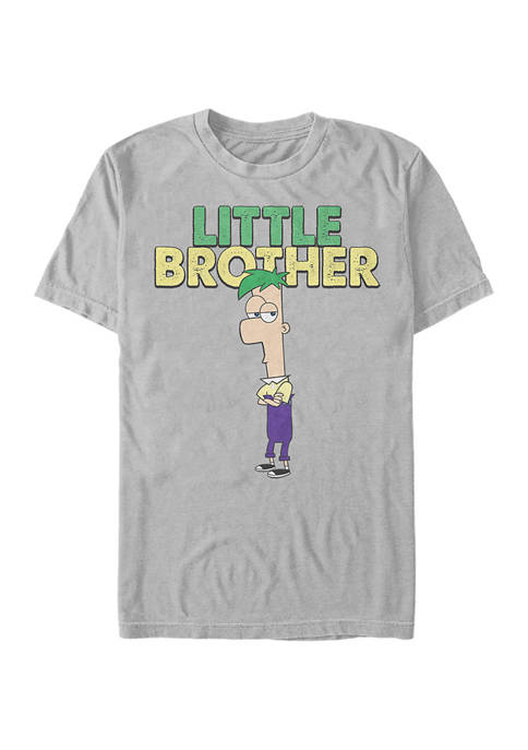Phineas and Ferb The Green Brother Short Sleeve