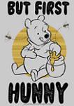 First Hunny Crew Fleece Graphic Sweatshirt