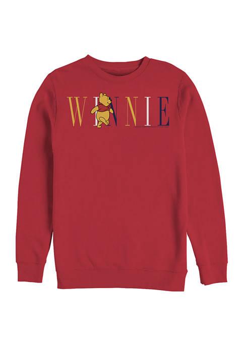 Disney® Fashion Crew Fleece Graphic Sweatshirt