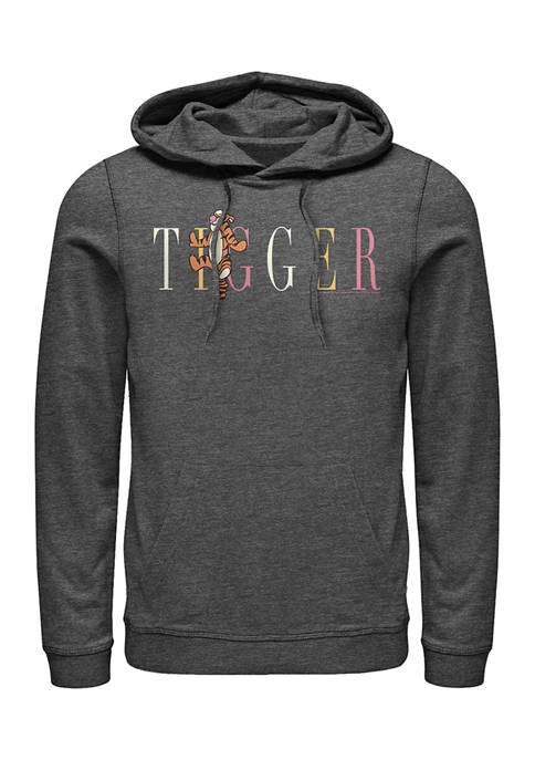 Disney® Tigger Fashion Fleece Graphic Hoodie