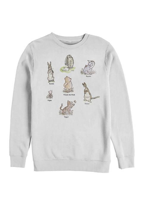 Disney® Poster Crew Fleece Graphic Sweatshirt