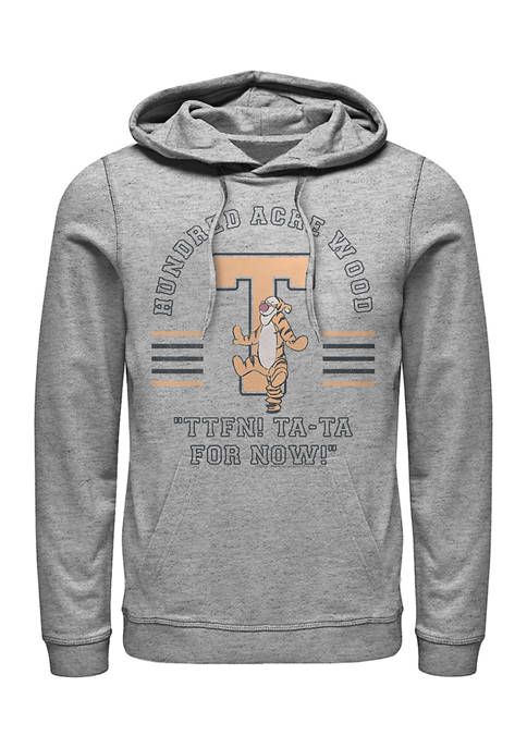 Disney® Tigger Collegiate Fleece Graphic Hoodie