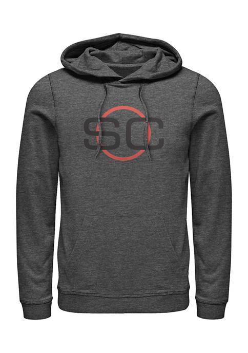 ESPN SportsCenter Circle Graphic Fleece Hoodie