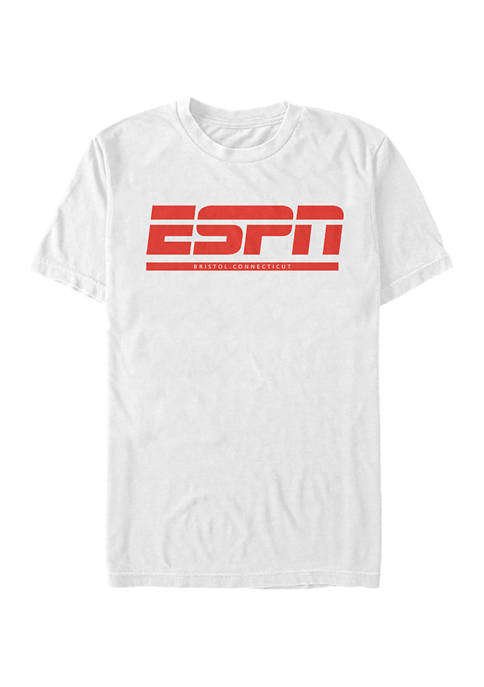 ESPN Bristol Short Sleeve Graphic T-Shirt