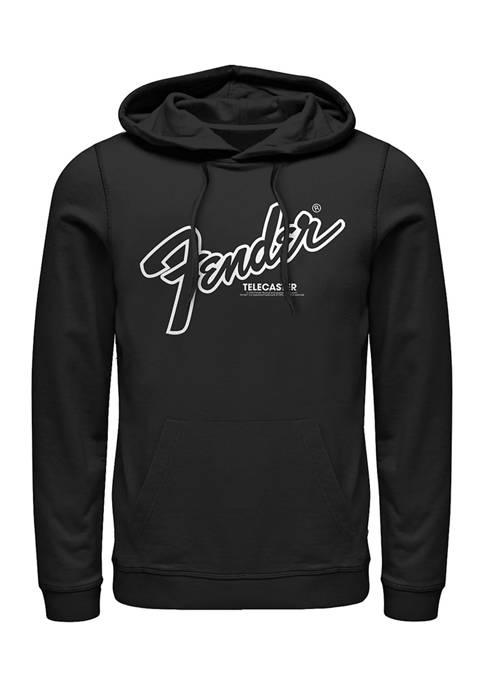 Fender Oversized Graphic Hoodie
