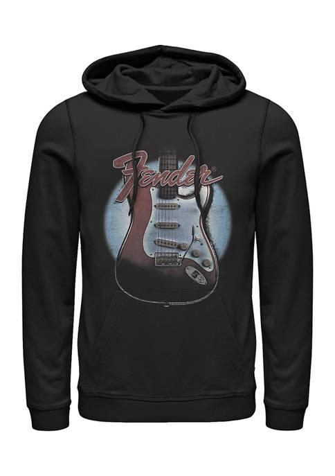 Fender Guitar Lockup Fleece Graphic Hoodie