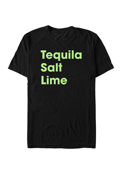 Generic Tequila List Graphic T-Shirt