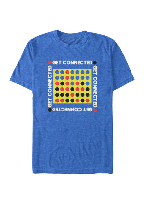 Connect Four Get Graphic T-Shirt