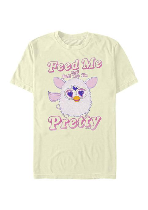 Furby Pretty Graphic T-Shirt