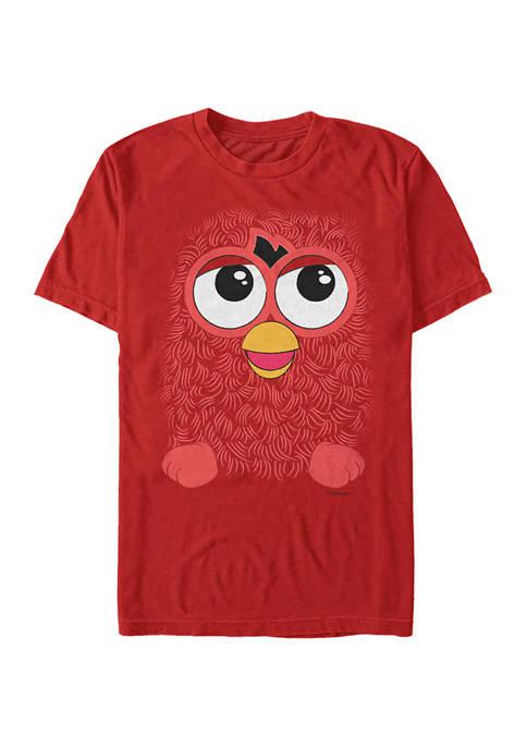 Furby Big Graphic T-Shirt