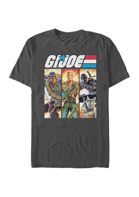 GI Joe Geared Up Graphic T-Shirt