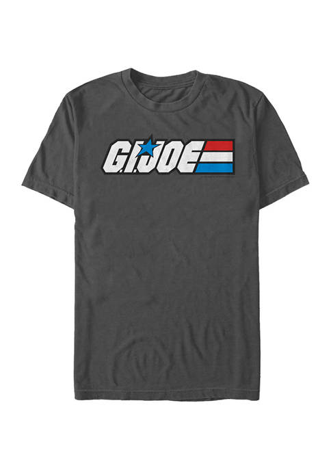 GI Joe Simple Logo Graphic T-Shirt