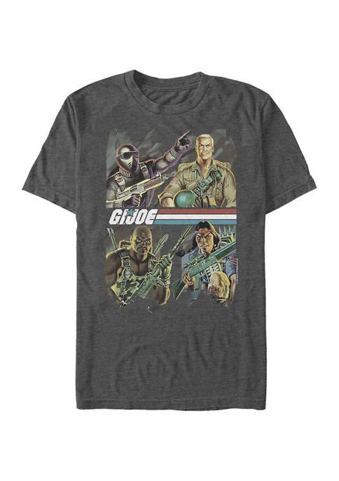 GI Joe Bros Graphic T-Shirt