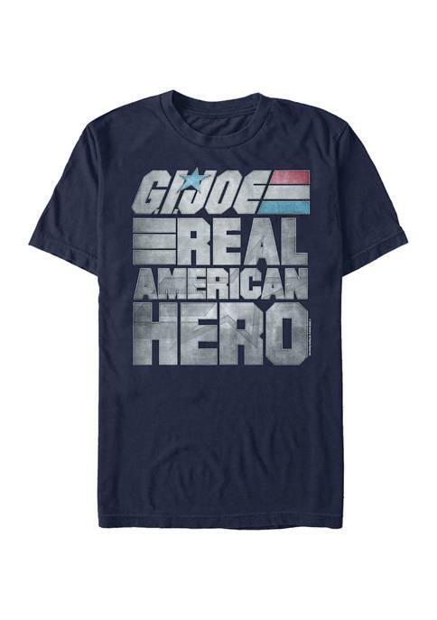 GI Joe American Hero Graphic T-Shirt
