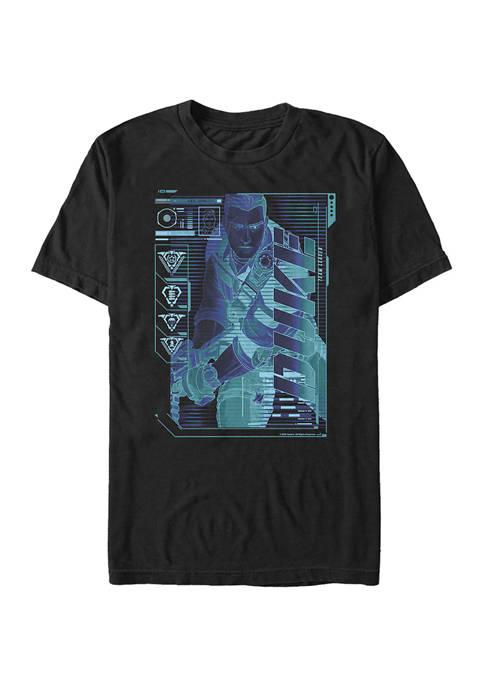 GI Joe Duke Scheme Graphic T-Shirt
