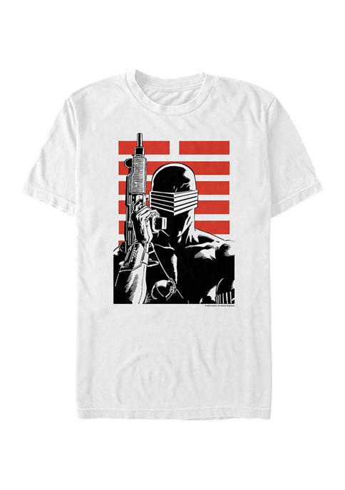 GI Joe Snake Eyes Graphic T-Shirt