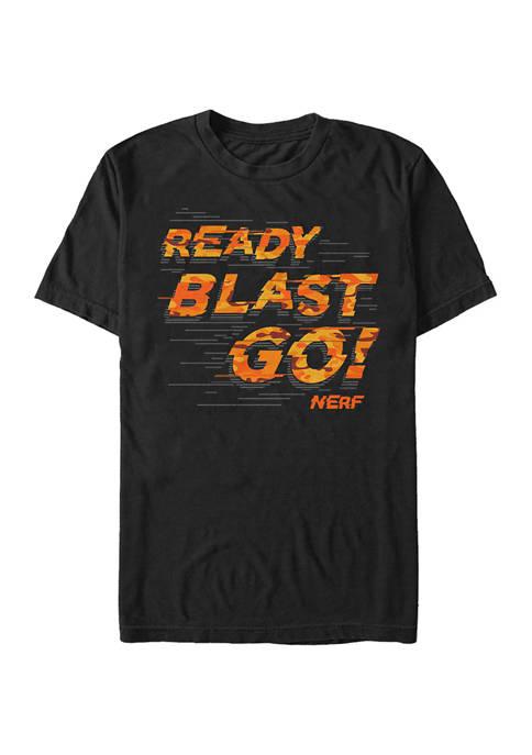 Nerf Ready Blast Go Graphic T-Shirt
