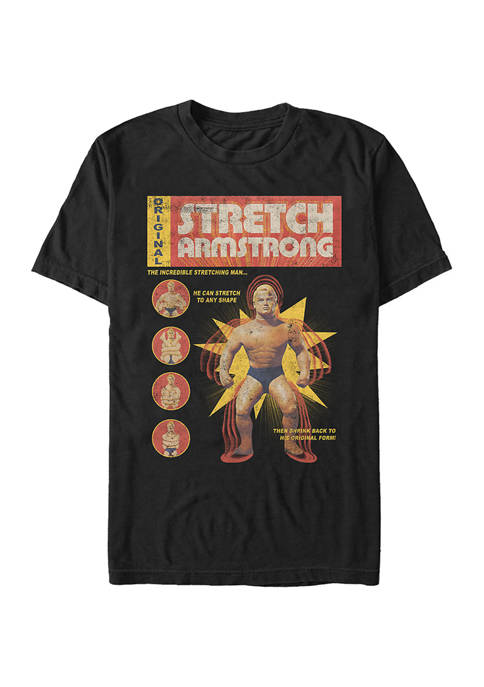 Fifth Sun™ Vintage Comic Cover Graphic T-Shirt