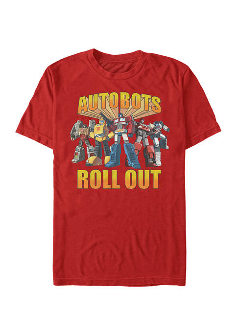 Fifth Sun™ Autobots Rollout Graphic T-Shirt