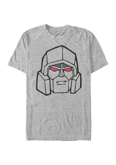 Fifth Sun™ Megatron Face Graphic T-Shirt