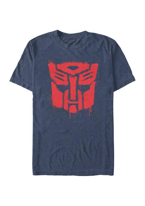 Fifth Sun™ Drippy Autobot Graphic T-Shirt