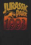 Vintage Sunset Logo 93 Short Sleeve T-Shirt