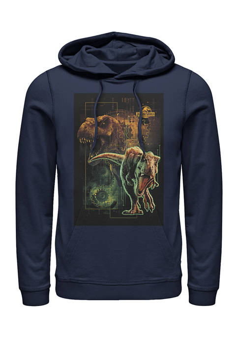 Jurassic World Boys 4-7 Ultimate Predator Graphic Fleece