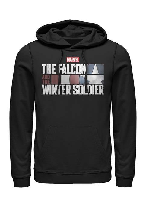Marvel™ Falcon & WS Fleece Hoodie