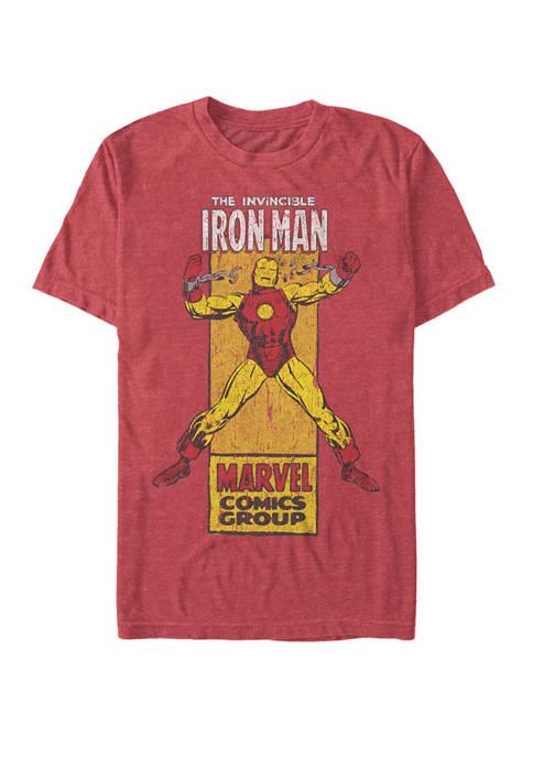 Marvel™ The Invincible Iron Man Retro Comic Side