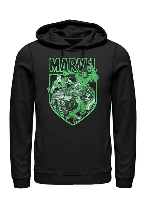 Marvel™ Marvel Tonal Graphic Fleece Hoodie