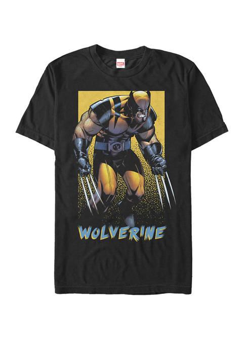 Marvel™ X Men Wolverine Comic Portrait Poster Short