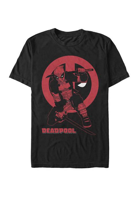 Marvel™ Big & Tall Deadpool The Samurai Short