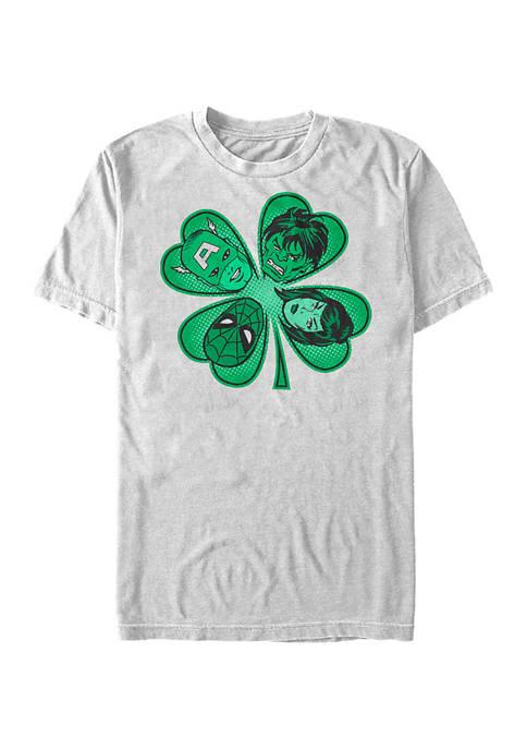 Marvel™ Marvel Lucky Retro Graphic Short Sleeve T-Shirt