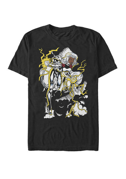 Marvel™ X-Men Classic Storm Action Pose Short Sleeve