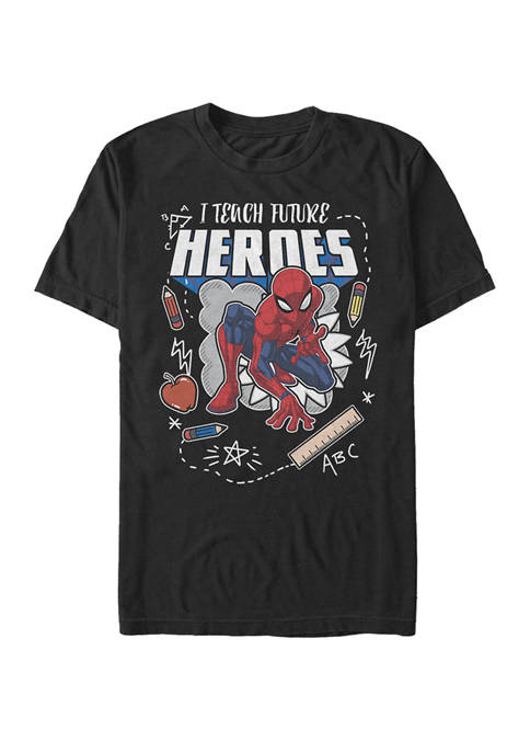 Spider Man Classic I Teach Future Heroes Short