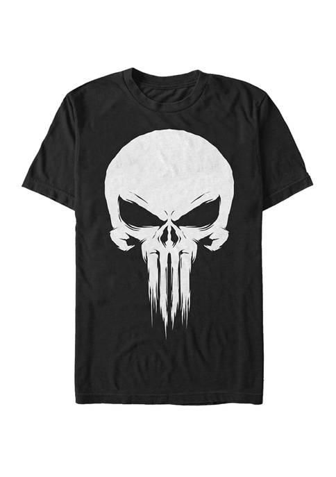 Marvel™ Big & Tall Punisher Skull Logo Short
