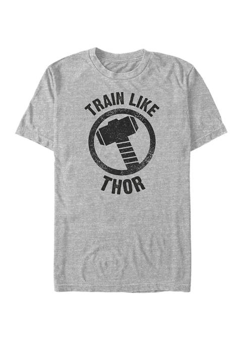 Train Like The mighty Thor Short-Sleeve T-Shirt