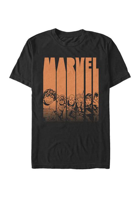 Marvel Avengers Big & Tall Classic Avengers Halloween