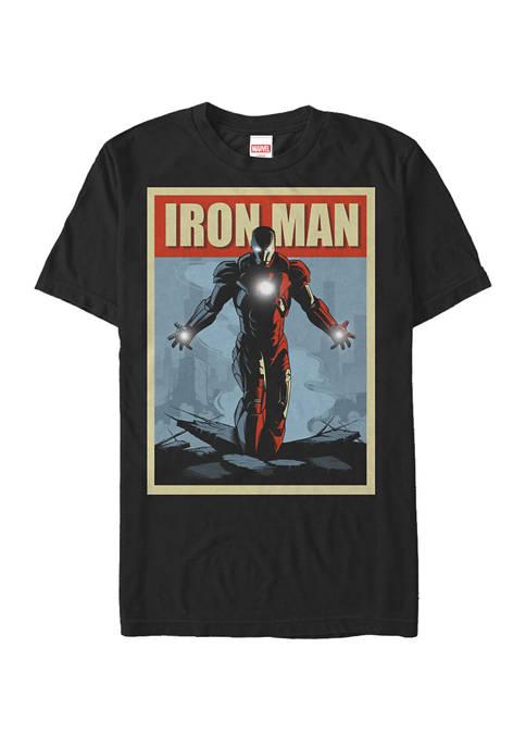Marvel™ Big & Tall Iron Man Presidential Poster