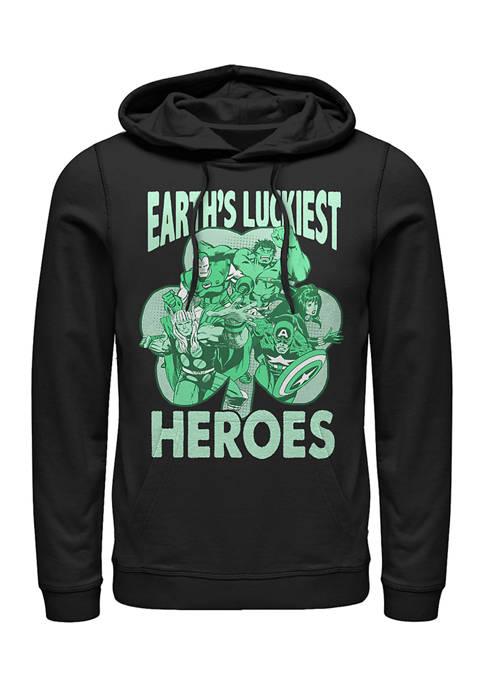 Marvel™ Marvel™ Luck of the Hero Graphic Fleece