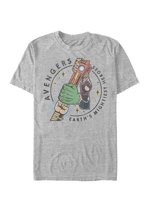 Marvel Avengers Avengers Hands T-Shirt