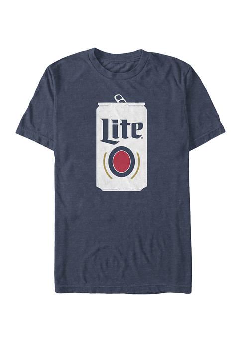 Big Bad Can Graphic Short Sleeve T-Shirt