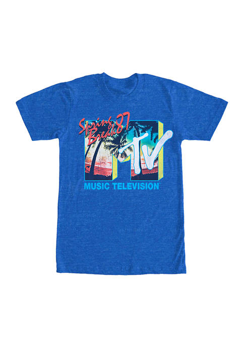 Big Break Graphic Short Sleeve T-Shirt
