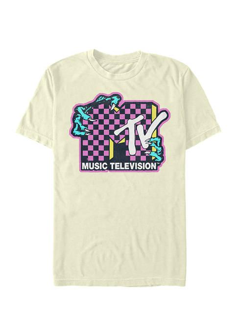 MTV Creature Graphic Short Sleeve T-Shirt