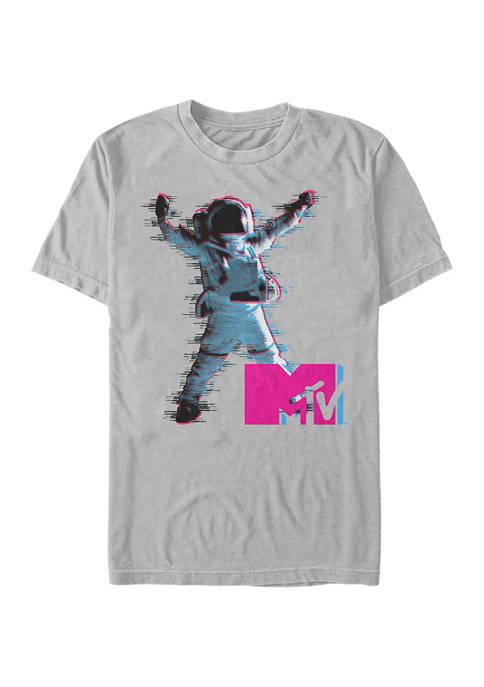 MTV Moonman Stance Graphic Short Sleeve T-Shirt