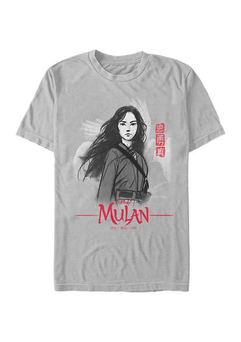 Disney® Mulan Pheonix Rising Short Sleeve T-Shirt