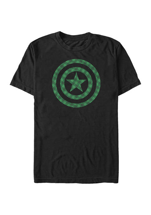 Marvel Avengers Lucky Cap Graphic T-Shirt