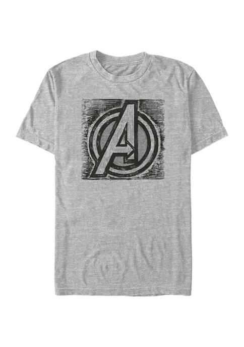 Marvel Avengers Avengers Sketch A T-Shirt