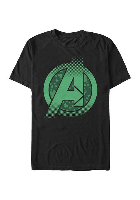 Marvel Avengers Lucky A Graphic T-Shirt
